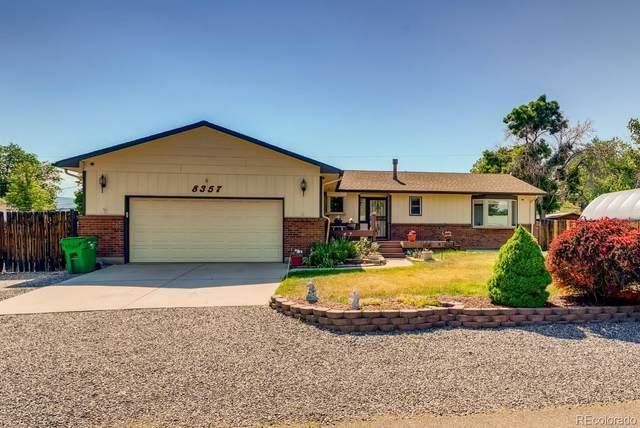 8357 S Zephyr Street, Littleton, CO 80128 (MLS #4379859) :: 8z Real Estate