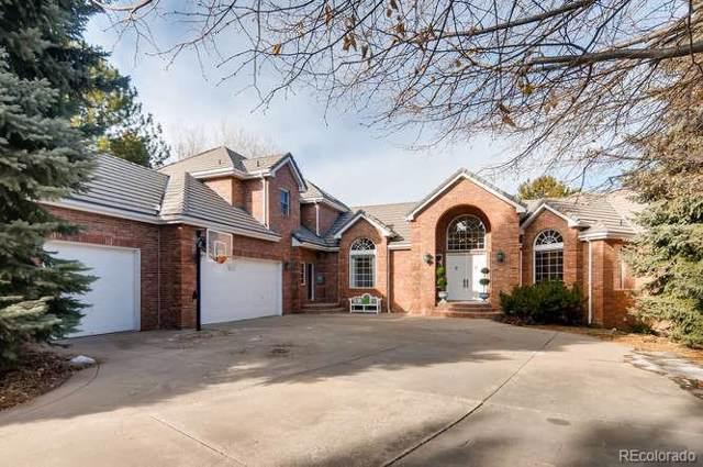 5151 Olive Court, Greenwood Village, CO 80121 (#4380031) :: The HomeSmiths Team - Keller Williams