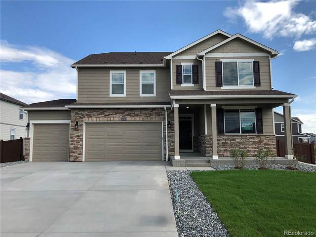 7414 E 157th Avenue, Thornton, CO 80602 (MLS #4380100) :: 8z Real Estate