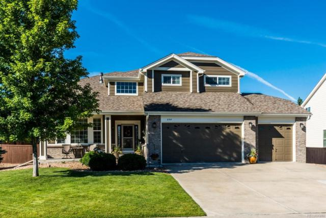 858 Kryptonite Drive, Castle Rock, CO 80108 (#4380251) :: The Pete Cook Home Group