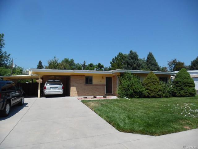 6125 Dover Street, Arvada, CO 80004 (#4380795) :: Structure CO Group