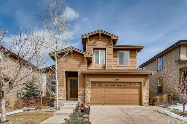 10784 Towerbridge Circle, Highlands Ranch, CO 80130 (#4382235) :: iHomes Colorado