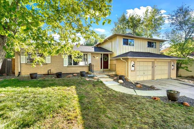 874 S Lewis Street, Lakewood, CO 80226 (MLS #4382357) :: 8z Real Estate