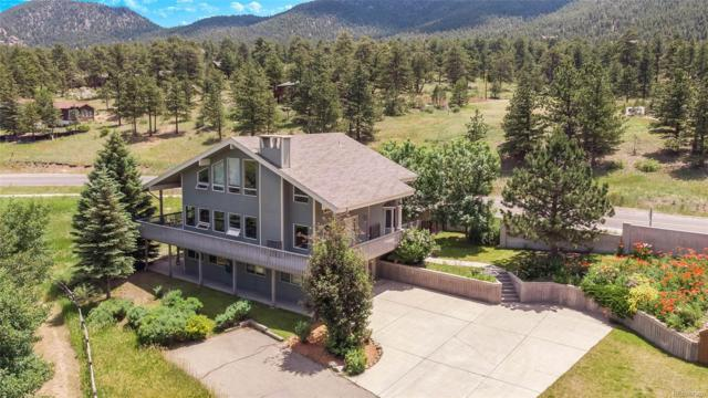 1484 Creekside Court, Estes Park, CO 80517 (MLS #4383375) :: 8z Real Estate