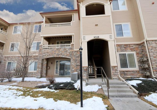 9518 W San Juan Circle #305, Littleton, CO 80128 (#4383514) :: The Heyl Group at Keller Williams