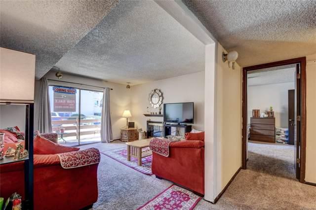 3141 S Tamarac Drive #106, Denver, CO 80231 (#4383524) :: 5281 Exclusive Homes Realty