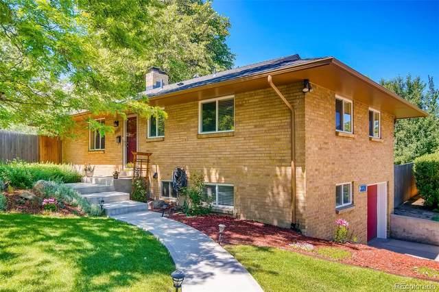 3321 S Ivy Way, Denver, CO 80222 (#4383813) :: Kimberly Austin Properties