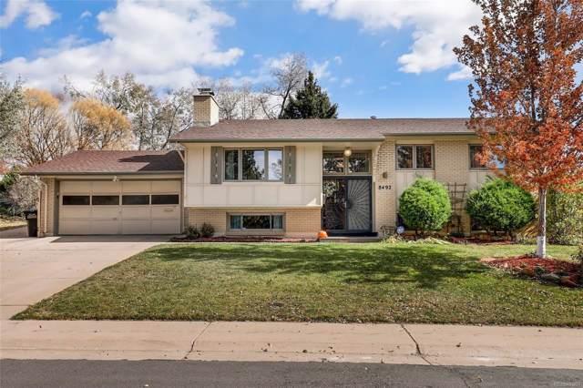 8492 E Lehigh Drive, Denver, CO 80237 (MLS #4384507) :: 8z Real Estate