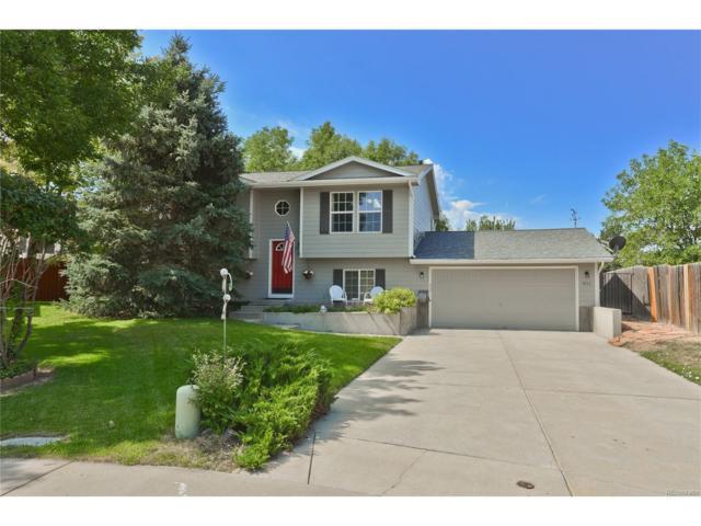 401 Sundance Circle, Dacono, CO 80514 (MLS #4384875) :: 8z Real Estate