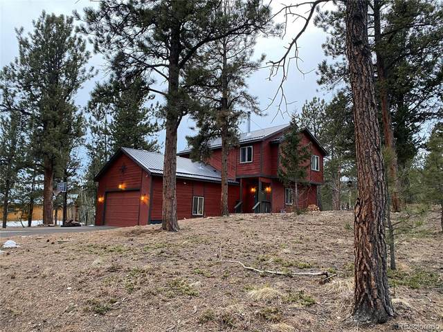 86 Crystal Rock Road, Bailey, CO 80421 (#4385404) :: The DeGrood Team