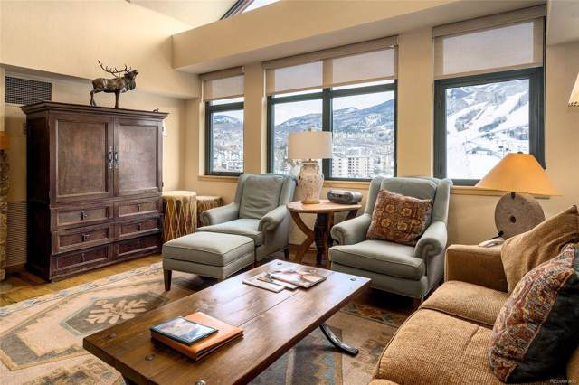 2300 Mount Werner Circle Ph4, Steamboat Springs, CO 80487 (#4385572) :: Wisdom Real Estate