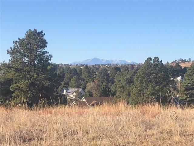 1420 Sage Drive, Elizabeth, CO 80107 (#4385918) :: Compass Colorado Realty