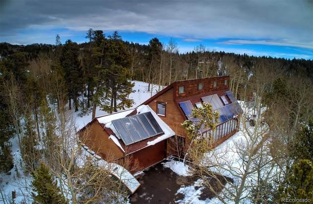 11534 Green Court, Conifer, CO 80433 (MLS #4385932) :: 8z Real Estate