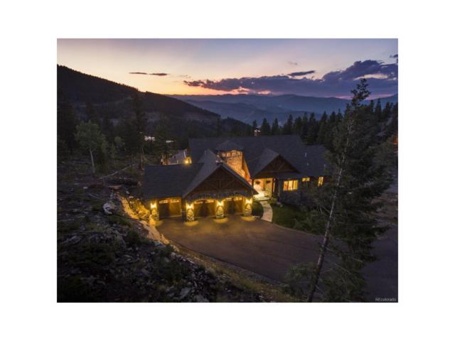 151 Outpost Lane, Evergreen, CO 80439 (MLS #4385942) :: 8z Real Estate