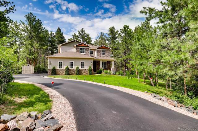 1185 Hoosier Drive, Larkspur, CO 80118 (MLS #4386097) :: 8z Real Estate