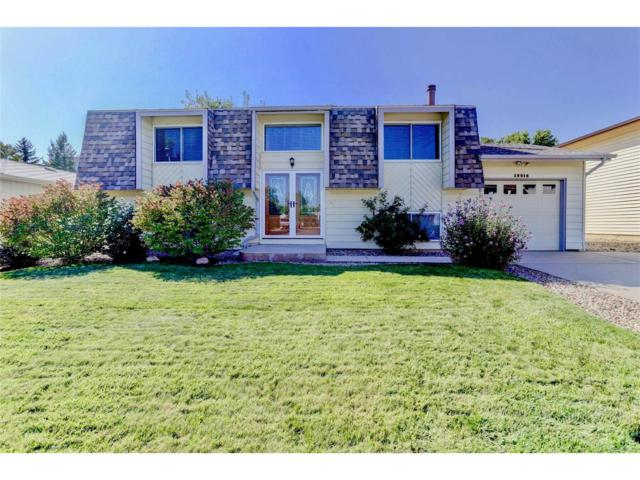 19016 W 59th Drive, Golden, CO 80403 (#4386283) :: The City and Mountains Group