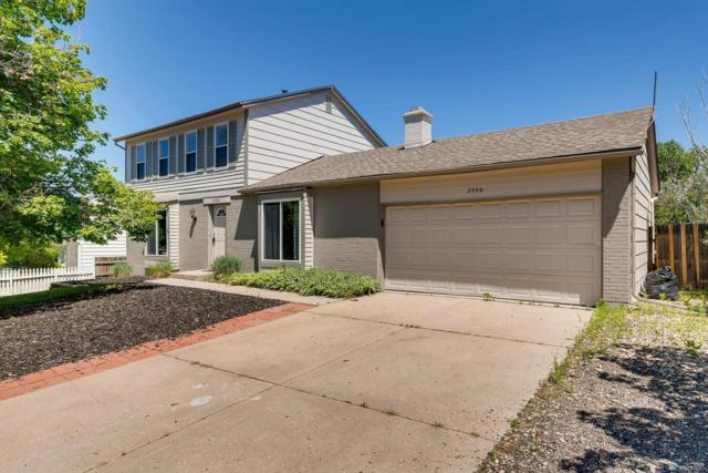 2366 S Dawson Way, Aurora, CO 80014 (#4386971) :: The Peak Properties Group