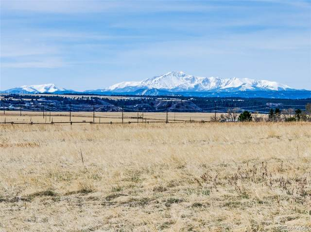 0 E Willow Creek Road, Castle Rock, CO 80104 (#4387324) :: The Gilbert Group