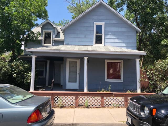 107 Stone Street, Morrison, CO 80465 (#4387337) :: Bring Home Denver