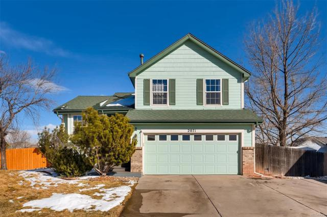 2071 E 97th Avenue, Thornton, CO 80229 (#4387453) :: The Heyl Group at Keller Williams
