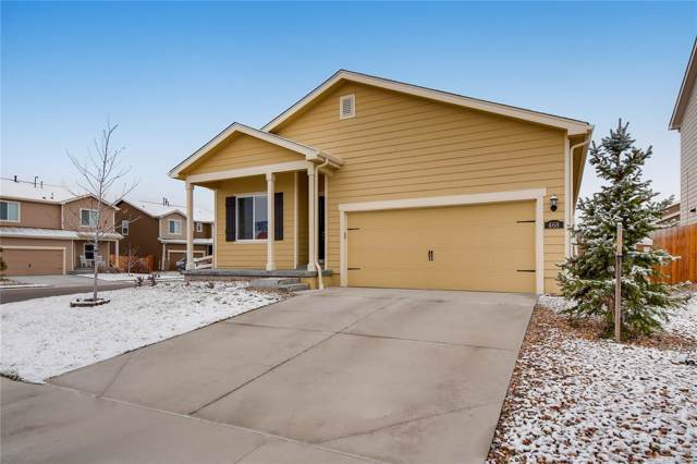 468 Reserve Avenue, Lochbuie, CO 80603 (#4387469) :: The DeGrood Team