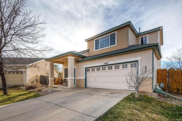 20107 E Prentice Place, Centennial, CO 80015 (#4387707) :: Colorado Home Finder Realty