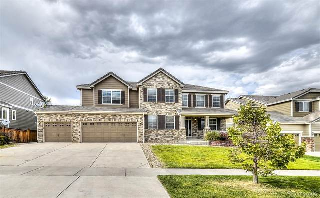 15787 E Indian Brook Circle, Parker, CO 80134 (MLS #4387822) :: Keller Williams Realty