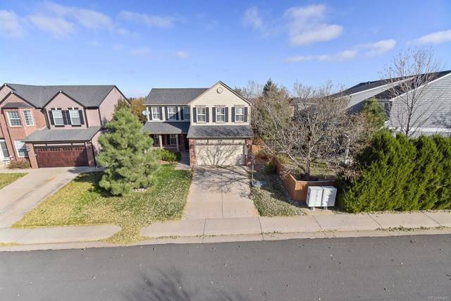 9534 S Hackberry Street, Highlands Ranch, CO 80129 (MLS #4387936) :: Colorado Real Estate : The Space Agency