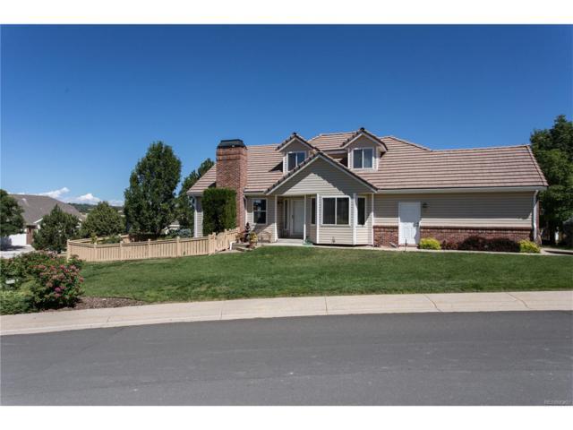 2825 Masters Lane, Castle Rock, CO 80104 (MLS #4388235) :: 8z Real Estate