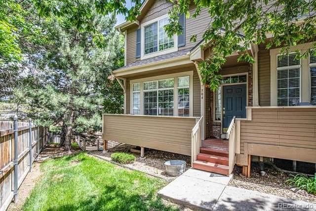 5555 E Briarwood Avenue #504, Centennial, CO 80122 (MLS #4388274) :: 8z Real Estate