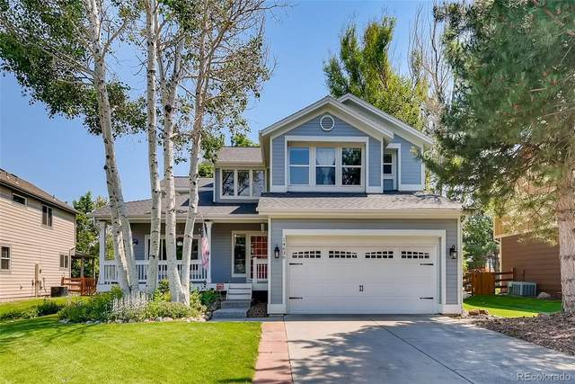 14636 W 62nd Avenue, Arvada, CO 80004 (#4388486) :: Mile High Luxury Real Estate