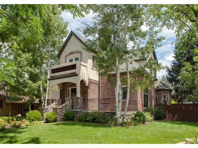 1090 S Fillmore Way, Denver, CO 80209 (MLS #4388959) :: 8z Real Estate