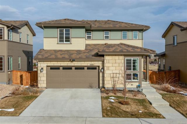 14166 Touchstone Point, Parker, CO 80134 (MLS #4389165) :: 8z Real Estate
