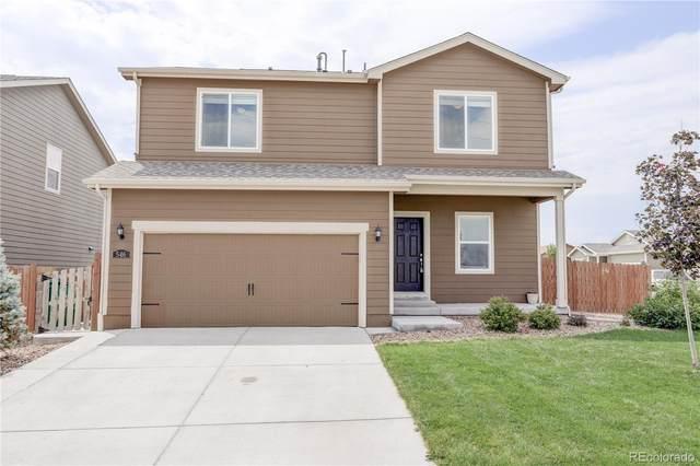 546 Xavier Drive, Lochbuie, CO 80603 (MLS #4389246) :: 8z Real Estate