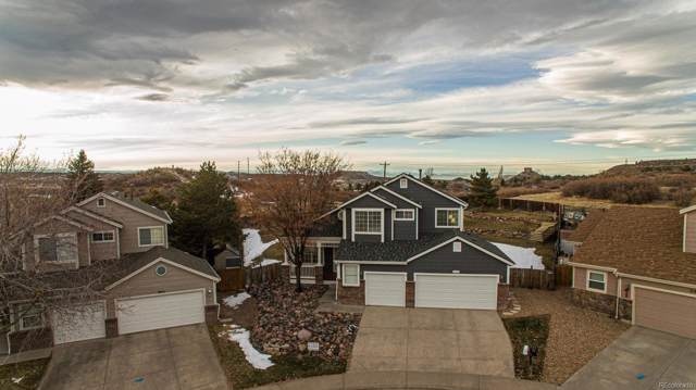 2031 Sandhurst Drive, Castle Rock, CO 80104 (#4389291) :: The HomeSmiths Team - Keller Williams