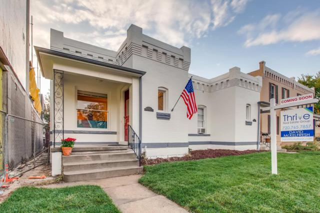 67 S Pennsylvania Street, Denver, CO 80209 (#4389358) :: Wisdom Real Estate