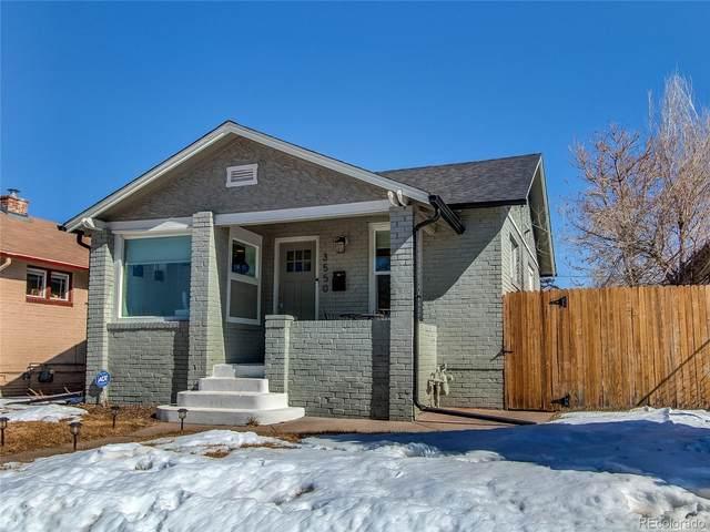 3550 N Garfield Street, Denver, CO 80205 (#4389435) :: Stephanie Fryncko | Keller Williams Integrity