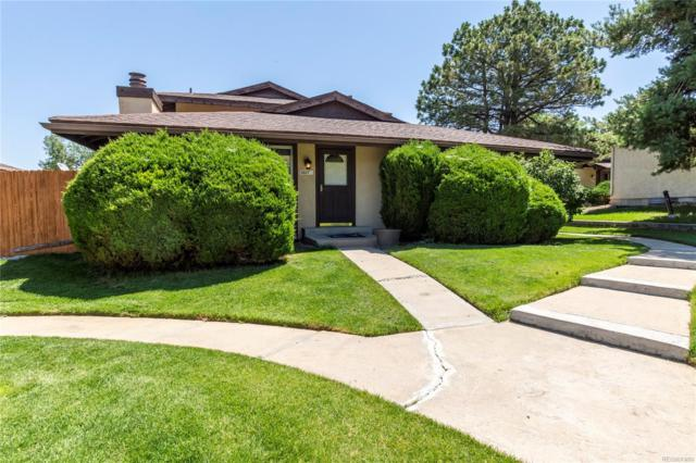 3827 S Fraser Street, Aurora, CO 80014 (MLS #4389979) :: 8z Real Estate
