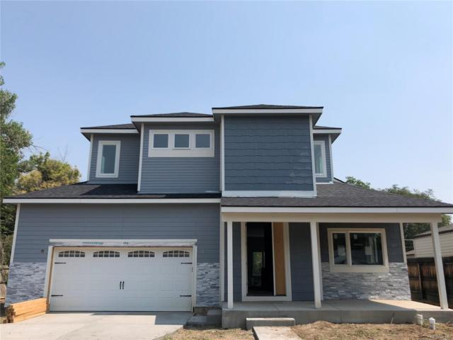3004 S Ash Street, Denver, CO 80222 (#4390060) :: The City and Mountains Group