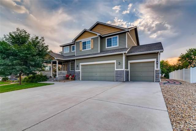 326 Sycamore Avenue, Johnstown, CO 80534 (#4390200) :: The DeGrood Team