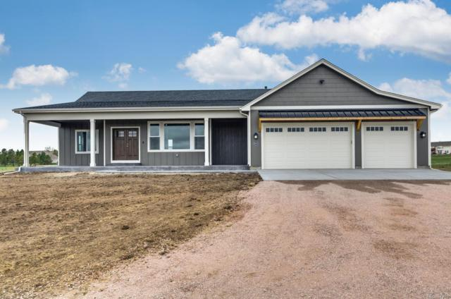 30635 Chisholm Trail, Elizabeth, CO 80107 (#4390544) :: The Heyl Group at Keller Williams