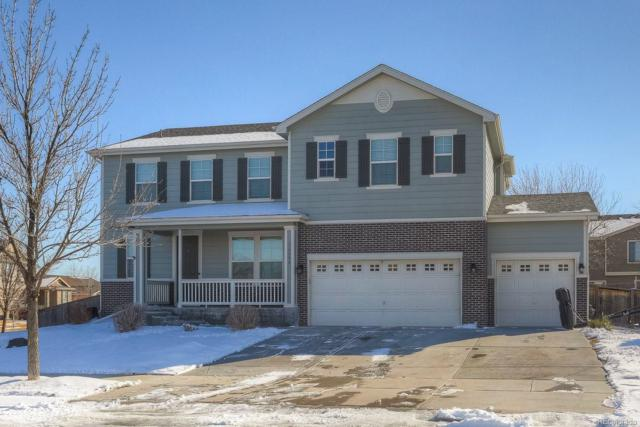 16084 E 124th Avenue, Brighton, CO 80603 (#4390633) :: The City and Mountains Group