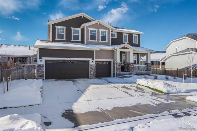 5480 Juniper Drive, Brighton, CO 80601 (MLS #4390870) :: 8z Real Estate