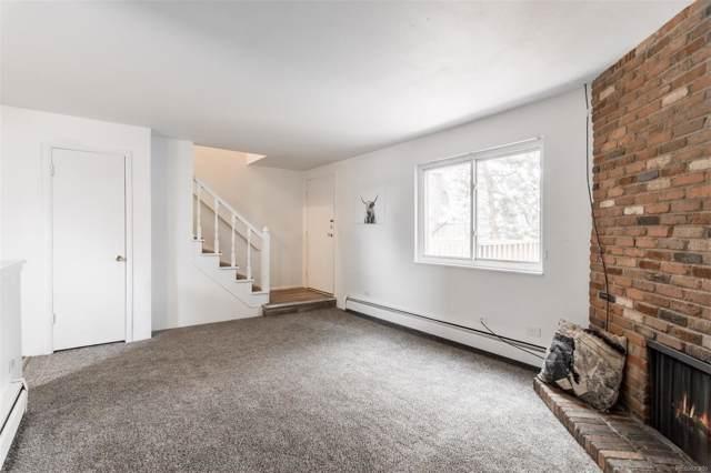 2190 S Holly Street #217, Denver, CO 80222 (#4390926) :: Bring Home Denver with Keller Williams Downtown Realty LLC
