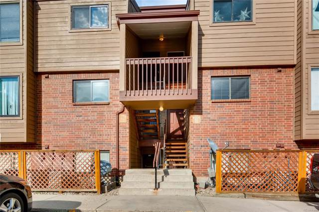 314 Wright Street #203, Lakewood, CO 80228 (#4391112) :: The DeGrood Team