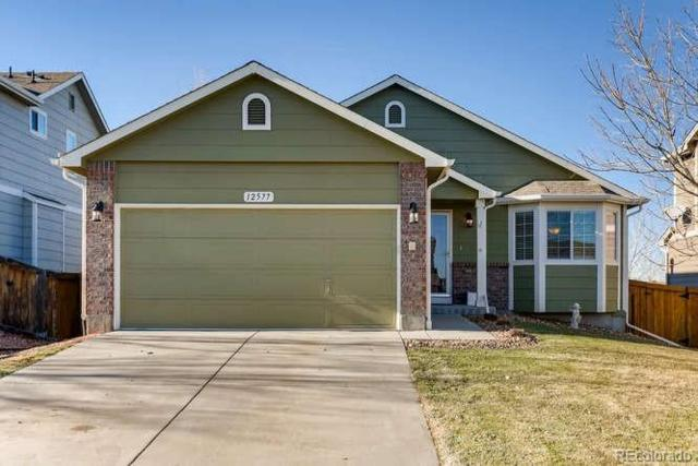 12577 S Sopris Creek Drive, Parker, CO 80134 (MLS #4391367) :: Kittle Real Estate