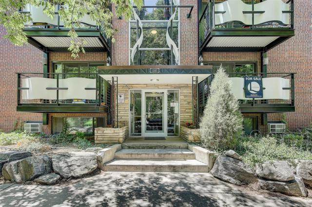 1245 Columbine Street #404, Denver, CO 80206 (#4391427) :: The Pete Cook Home Group