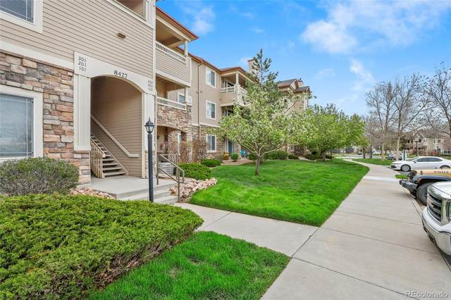 8427 S Hoyt Way #201, Littleton, CO 80128 (#4391724) :: Colorado Home Finder Realty