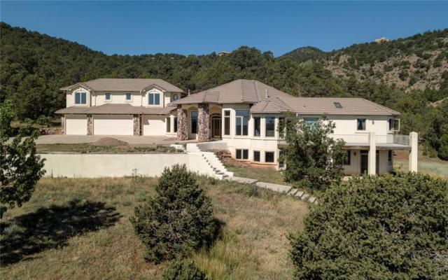 15010 Henry Ride Heights, Colorado Springs, CO 80926 (MLS #4392330) :: 8z Real Estate