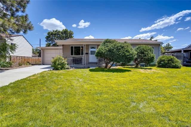 7910 Xavier Street, Westminster, CO 80030 (MLS #4392633) :: 8z Real Estate